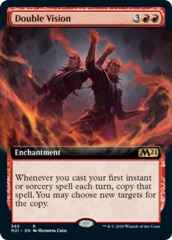 Double Vision - Extended Art