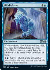 Riddleform - Foil