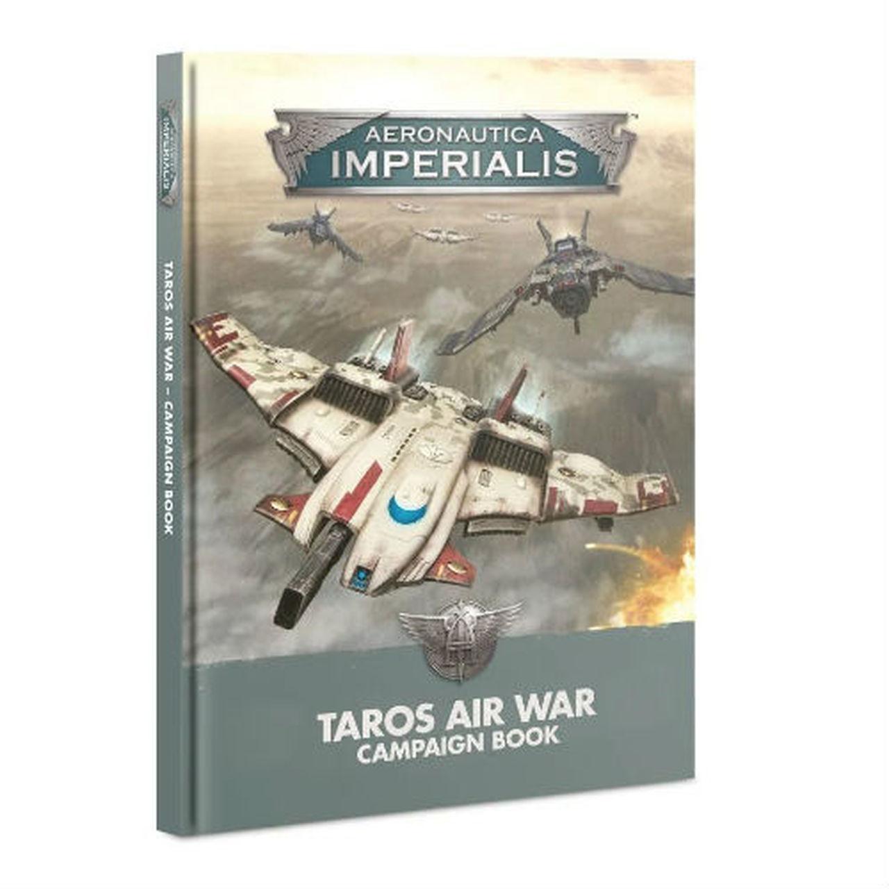 Aeronautica Imperialis: Taros Air War Campaign Book