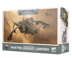 Aeronautica Imperialis: Astra Militarum Valkyrie Assault Carriers