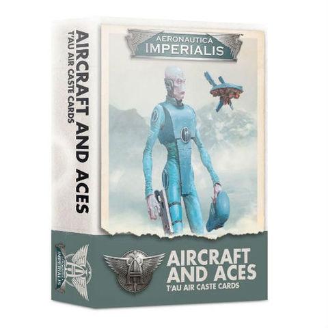 Aeronautica Imperialis: Aircraft and Aces - Tau Air Caste Cards