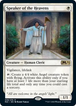 Speaker of the Heavens (038/274)