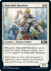 Makeshift Battalion - Foil