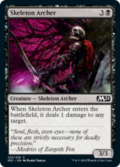 Skeleton Archer - Foil