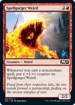 Spellgorger Weird - Foil