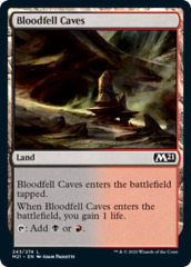 Bloodfell Caves - Foil (M21)