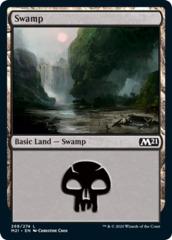 Swamp (268) - Foil