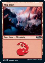 Mountain (271) - Foil (M21)
