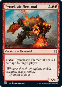 Pyroclastic Elemental