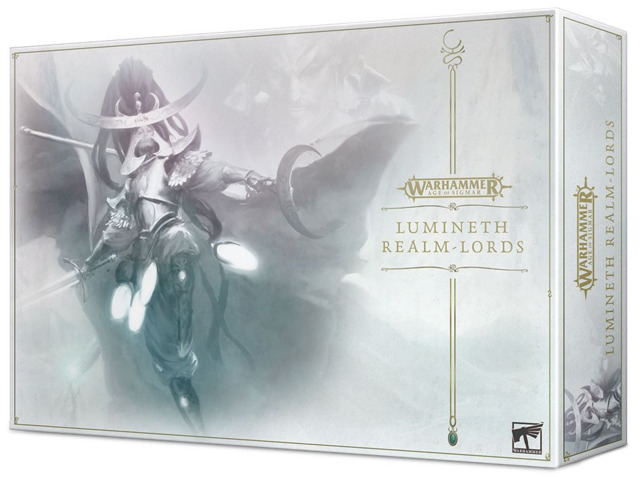 Lumineth Realm-Lords Launch Set (Eng)