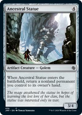 Ancestral Statue