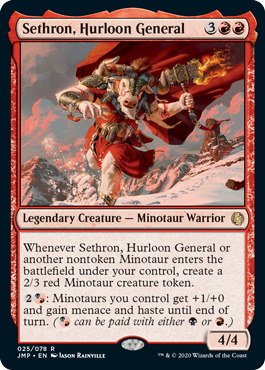 Sethron, Hurloon General