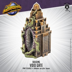 Building - Void Gate - PIP51052 - 60mm acrylic base