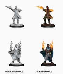 Nolzur's Marvelous Miniatures - Male Human Sorcerer