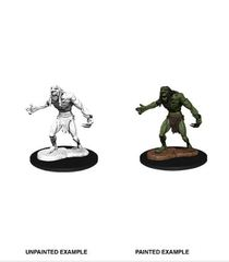 Nolzur's Marvelous Miniatures - Male Miniatures: Raging Troll
