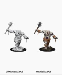Nolzur's Marvelous Miniatures - Male Miniatures: Ogre Zombie
