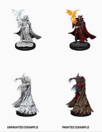 Nolzurs Marvelous Miniatures - Cultist & Devil