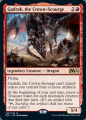 Gadrak, the Crown-Scourge - Foil - Promo Pack