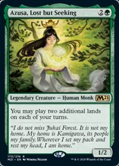 Azusa, Lost but Seeking - Foil - Promo Pack