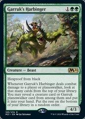 Garruk's Harbinger - Promo Pack