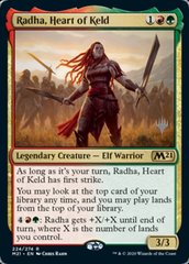 Radha, Heart of Keld - Promo Pack