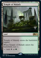 Temple of Malady - Promo Pack