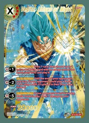 Vegito, Unison of Might - BT10-003 - SPR