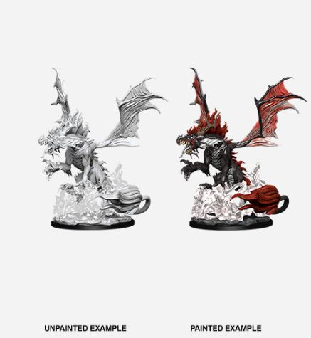 Deep Cuts Miniatures - Nightmare Dragon
