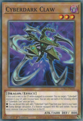 Cyberdark Claw - LDS1-EN035 - Common - 1st Edition