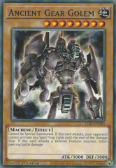 Ancient Gear Golem - LDS1-EN080 - Common - 1st Edition