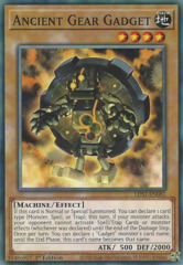 Ancient Gear Gadget - LDS1-EN081 - Common - 1st Edition
