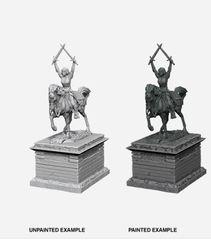 Nolzur's Marvelous Miniatures - Heroic Statue