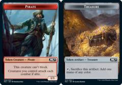 Pirate Token // Treasure Token - Foil