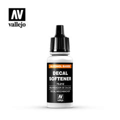 Vallejo Auxillaries - Decal Softener - VAL73212 - 17ml