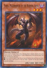 Farfa, Malebranche of the Burning Abyss - SDSA-EN016 - Common - 1st Edition