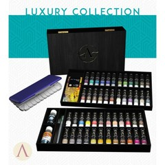 Scale75 - Scalecolor Range - Luxury Wooden Box- SSAR-00 - Paint Set