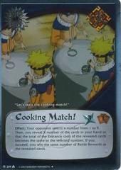 Cooking Match! - M-309 - Promo Foil Foil
