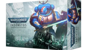 Warhammer 40000: Indomitus (English)