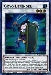 Goyo Defender - BLAR-EN058 - Ultra Rare - 1st Edition
