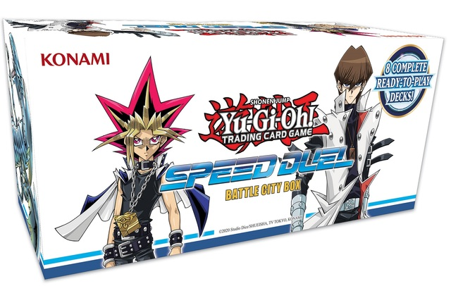 Speed Duel: Battle City Box