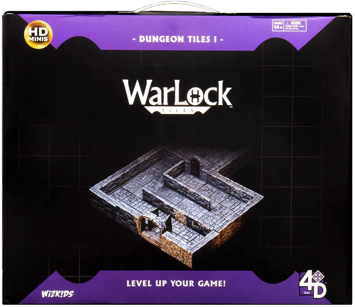 Warlock Tiles Dungeon Tiles I