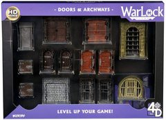 Warlock Tiles - Doors & Archways