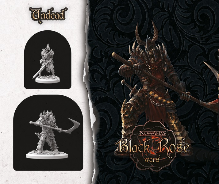 Black Rose Wars: Summonings - Undead