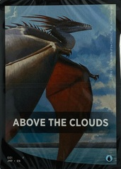 Above the Clouds Theme Card