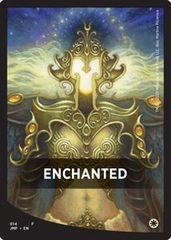 Enchanted Theme Card