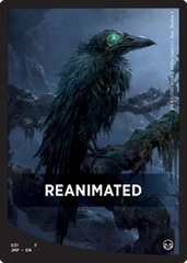 Reanimated Theme Card