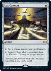 Lux Cannon - Foil