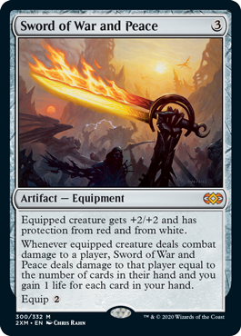 Sword of War and Peace - Foil