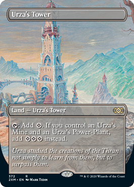 Urzas Tower - Borderless