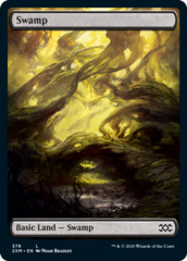 Swamp (378) - Foil (BfZ Art)